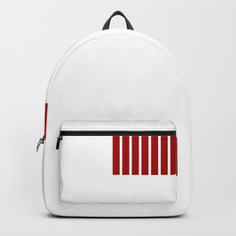 Battery Full Charged T-shirt Always be in good mood Backpack