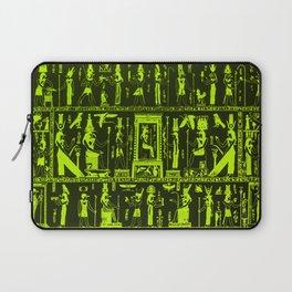 Egyptian serigraphy Laptop Sleeve