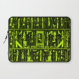 Egyptian serigraphy Laptop Sleeve