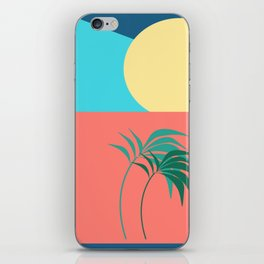 Shapes of the Palm iPhone Skin