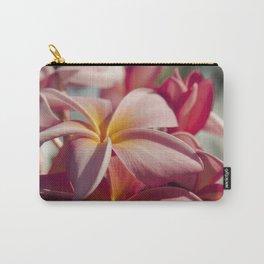 Pua Melia Ke Aloha Maui Hikina Carry-All Pouch