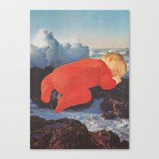 Golden Slumbers Canvas Print