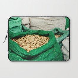 Pumpkin Seeds at the Market Laptop Sleeve