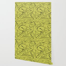 Nude Pattern Wallpaper