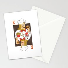 Burger King Stationery Cards