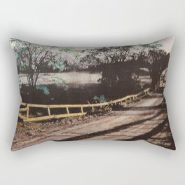 Someone's Memory Rectangular Pillow
