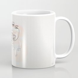 And they are all a story to be told Coffee Mug