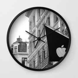 Apple Store London Wall Clock