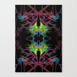 一 (Yī) Canvas Print