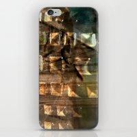 gem iPhone & iPod Skins featuring Gem by Allison Motola