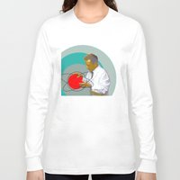 science Long Sleeve T-shirts featuring Science by Renaissance Youth