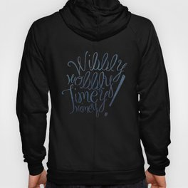 Wibbly wobbly (Doctor Who quote) Hoody