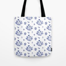 Clue in the Garden Tote Bag