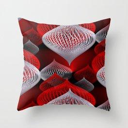 onion pattern -1- Throw Pillow