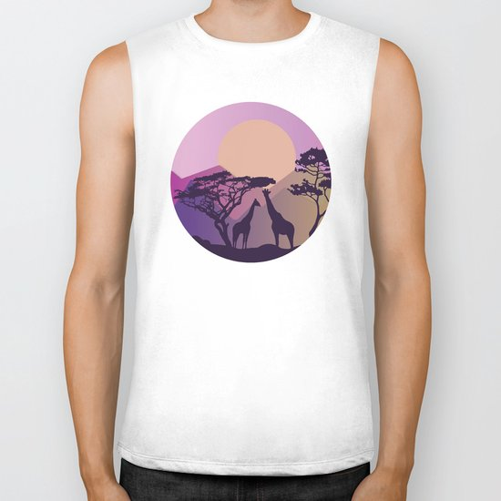 My Nature Collection No. 3 Biker Tank