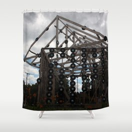 Heildelberg Project I Shower Curtain