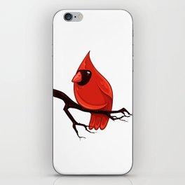 Cardinal iPhone Skin