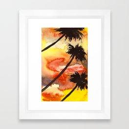 Toulse Framed Art Print