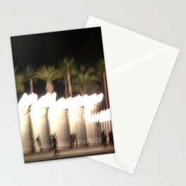 LA BLUR Stationery Cards