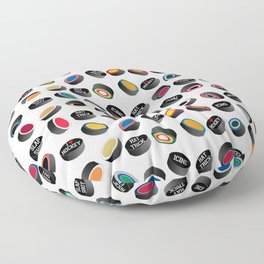 Pucking Awesome Floor Pillow