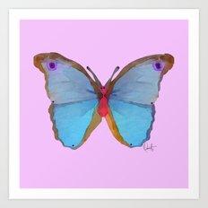 Mariposa Art Print