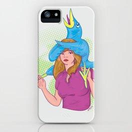 Birds and Birds 2 iPhone Case