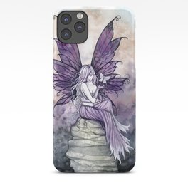 Letting Go Fairy Fantasy Art iPhone Case