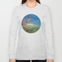 Almond Long Sleeve T-shirt