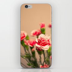 Carnation II iPhone Skin