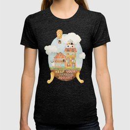 Keep your paradise in your heart T-shirt