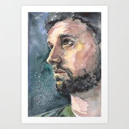Daniel Art Print