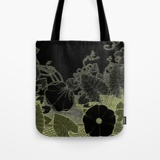 Art nouveau background Tote Bag