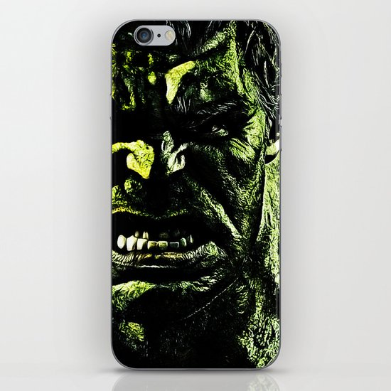 The Incredible iPhone & iPod Skin