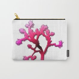 Joshua Tree Strawberry by CREYES Carry-All Pouch
