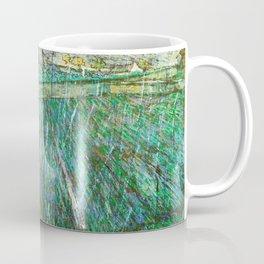 Wheat Field In Rain - Digital Remastered Edition Coffee Mug