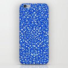 staklo (blues) iPhone & iPod Skin