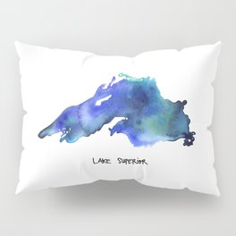 Lake Superior Pillow Sham