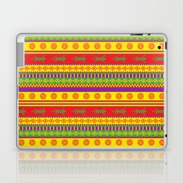 gecko mexican pattern Laptop & iPad Skin