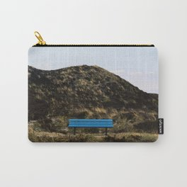 Blue relaxation Carry-All Pouch