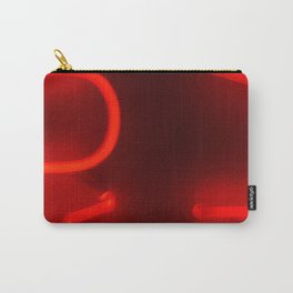 Neon Universal Language Carry-All Pouch