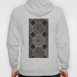 Art Deco Graphic No. 202 Hoody