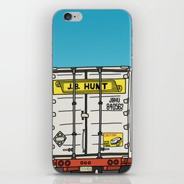 J.B. Hunt iPhone Skin