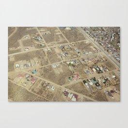 earth 3 Canvas Print