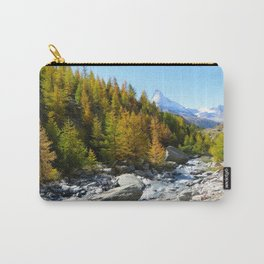 Array of Alps  Carry-All Pouch