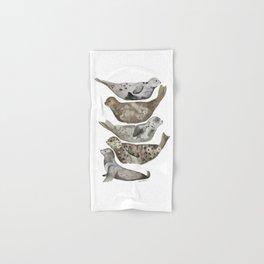 Seals of La Jolla Hand & Bath Towel