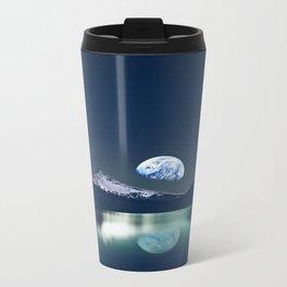 Mountains Metal Travel Mug