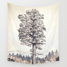 L'Illustration horticole Wall Tapestry