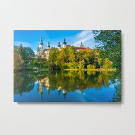 Attnang-Puchheim, Austria Metal Print