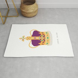 London, England | The Crown Jewels Rug
