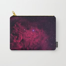 The Flaming Star Nebula Carry-All Pouch